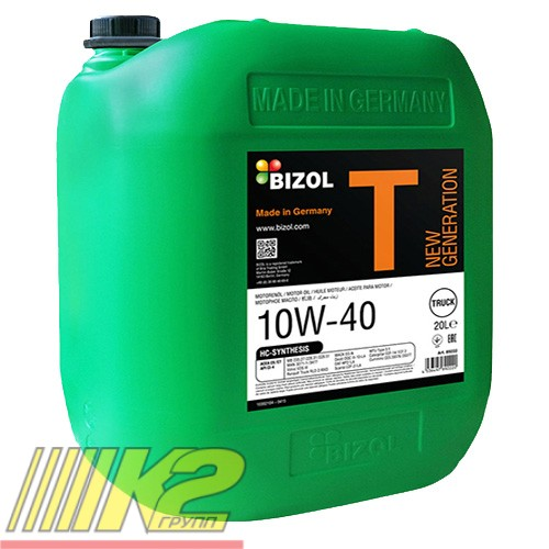 bizol-truck-new-generation-10w-40-b89222-polusintetic-oil-20-l