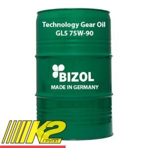 bizol-technology-gear-oil-gl-5-75w-90-sintetic-transmission-oil-b87214-200-l