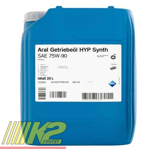 aral-getriebeoel-hyp-synth-75w-90-20l
